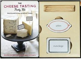 Cheese Tasting Kit Giveaway