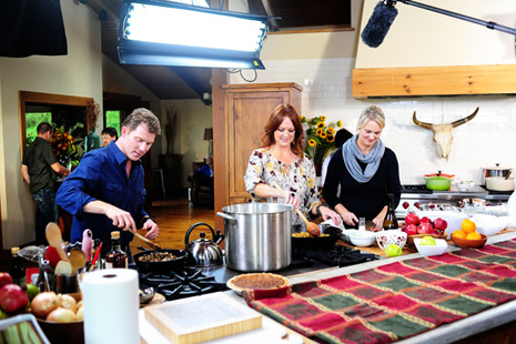 The Pioneer Woman Throwdown With Bobby Flay