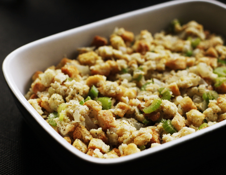 stuffingunbaked Thanksgiving Stuffing Recipe
