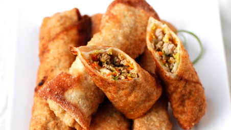 eggrolls Alices Recipe Round Up