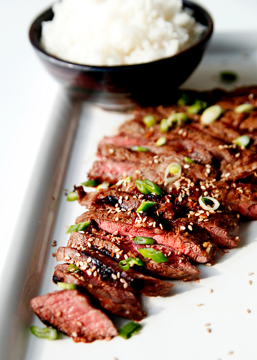 The Pioneer Woman's Black Heels to Tractor Wheels Book Review and Asian Inspired Flat Iron Steak Recipe