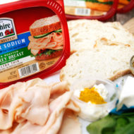 Turkey, Mango Chutney, and Brie Panini
