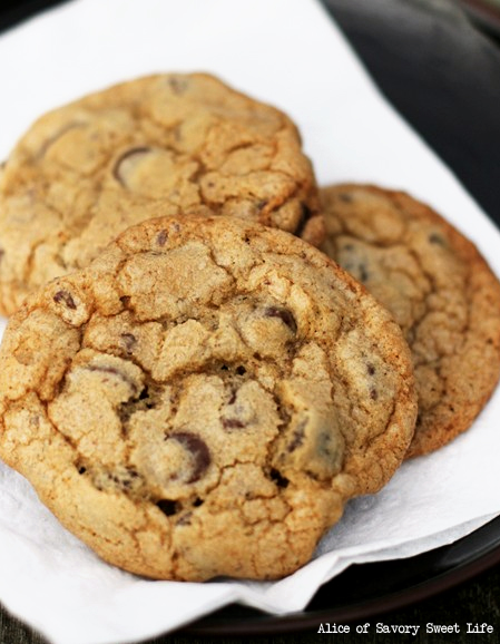 For the Love of Chocolate Chip Cookies | Savory Sweet Life - Easy ...