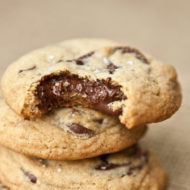 For the Love of Chocolate Chip Cookies
