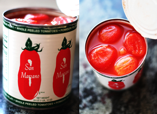 san marzano tomatoes San Marzano Tomato Sauce