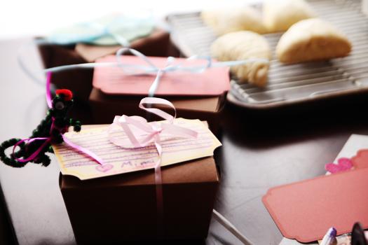 lizard scone box Teacher Appreciation Idea   Afternoon Tea Break Packages