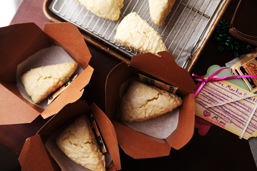 scones work station 1 Teacher Appreciation Idea   Afternoon Tea Break Packages