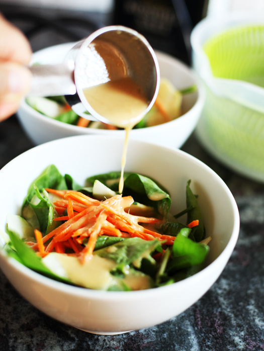 Ginger Miso Dressing Not