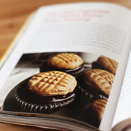 SAVORY SWEET LIFE Cookbook Discussion Club – Week 1: Chocolate Cupcakes with Peanut Butter Frosting