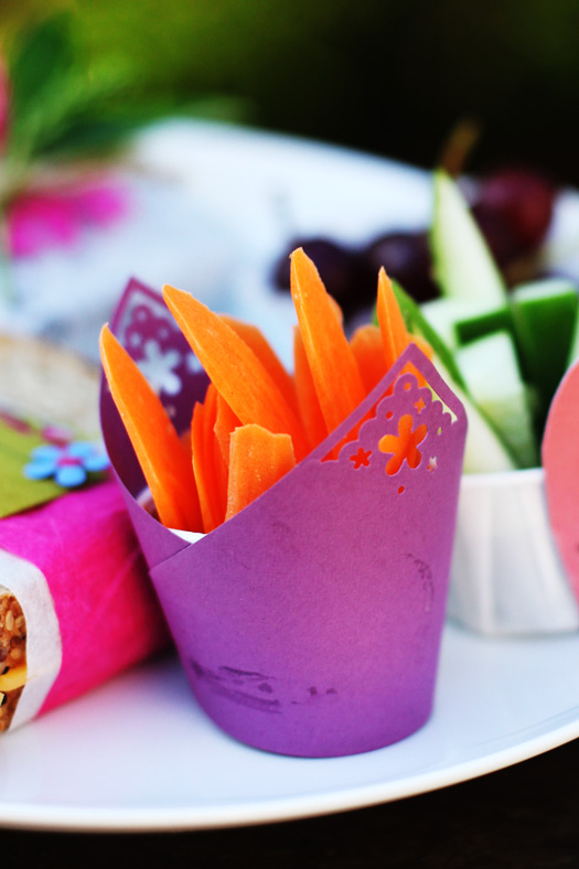carrot cup Adding Personalized Creative Touches to Lunches