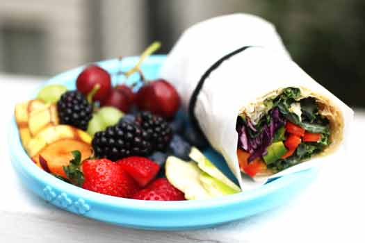 Image result for fruit and vegetable lunch