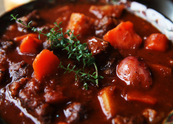 Irish Beef Stew Recipe | Guiness Stout Beef Stew Recipe | Easy Recipes ...