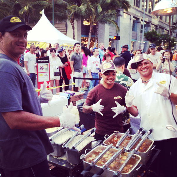 spam jam egg n things Food Adventure: A Recap of Honolulus SPAM JAM 2013