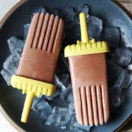 Dairy-Free Chocolate Banana Pops
