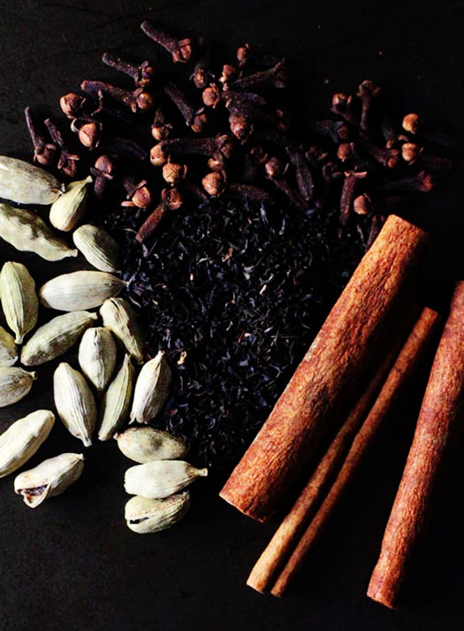 chai spices How to Make Authentic Chai