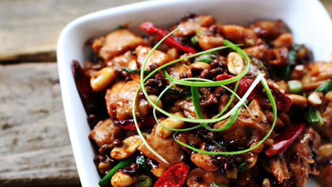 Easy Kung Pao Recipe