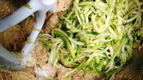zucchini-batter