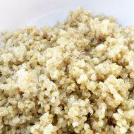 Easy 1-Minute Instant Pot Quinoa Recipe