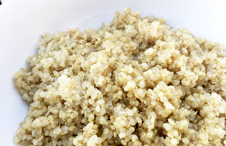 Easy 1-Minute Instant Pot Quinoa Recipe