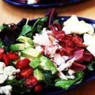 Dungeness Crab Cobb Salad