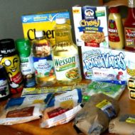 United Way Hunger Challenge:  Grocery Diary