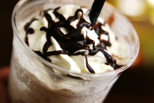 drinkingfrappuccino