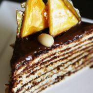 Daring Bakers Challenge: Dobos Torte Recipe