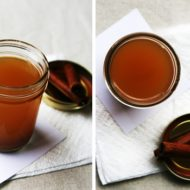 {Fall is here} Spiced Apple Cider Recipe