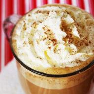 {Holiday Cheer} Eggnog Latte Recipe