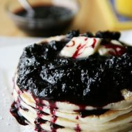 {Simple and Amazing} Blueberry Sauce Recipe