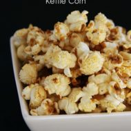 {My Favorite Fair Food} Kettle Corn