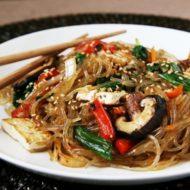Vegetarian Jap Chae