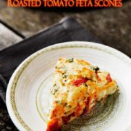 Roasted Tomato Feta Scones