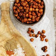 Spice Islands – Spiced Roasted Chickpeas