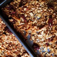 Perfect Granola Recipe