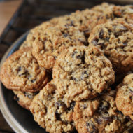 The Best Oatmeal Raisin Cookies Ever