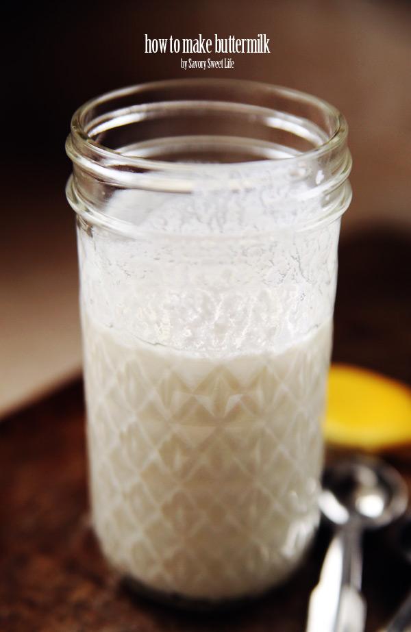 Homemade-Buttermilk