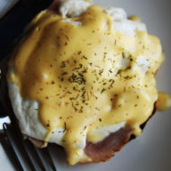 Easy Blender Hollandaise Sauce