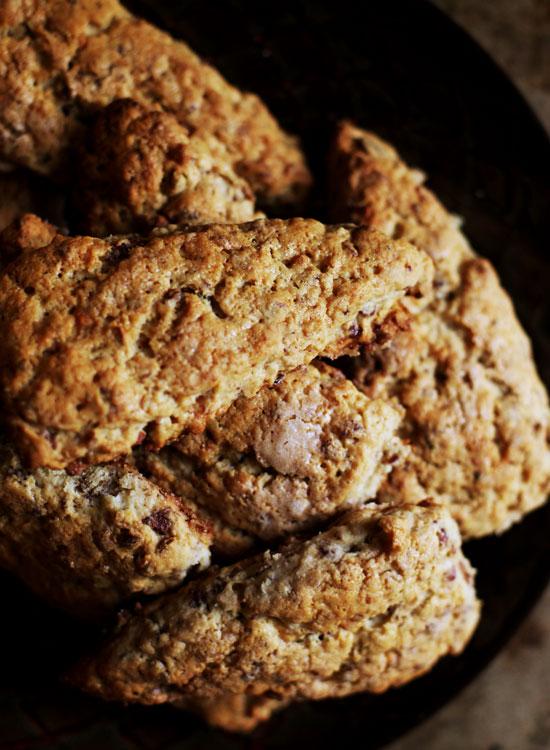 cherry-almond-white-chocolate-scones