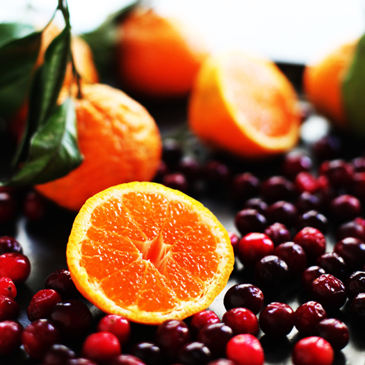 cranberries-and-satsumas