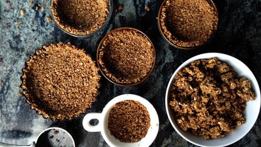 granola-tart-shells