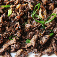 Bulgogi – Authentic Korean BBQ Recipe