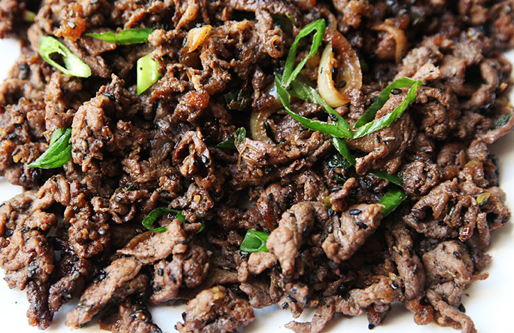 Bulgogi - My Korean Grandmother's Family Bulgogi Recipe