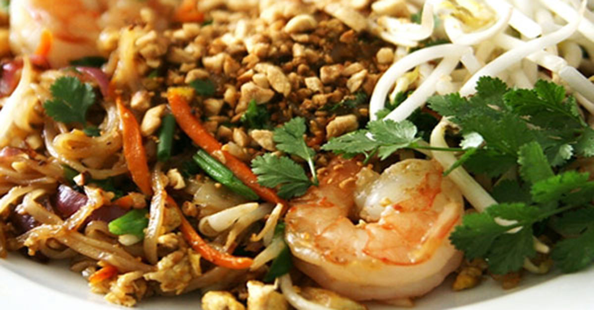 Types Of Noodles For Thai Food