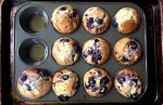 Homemade Blueberry Muffin Recipe